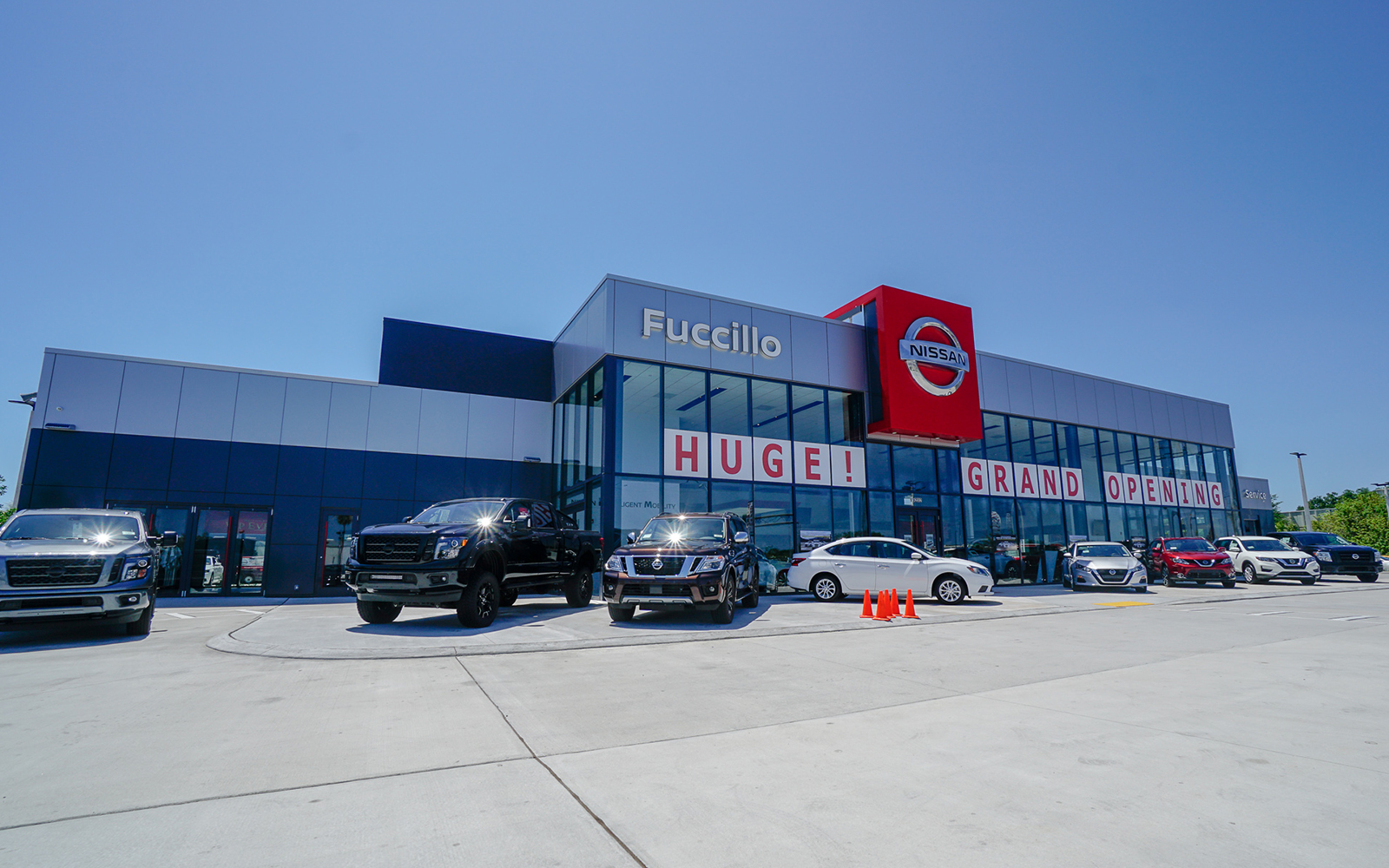 Fuccillo Nissan Clearwater >> Fl Dealership Construction Of Fuccillo Nissan Clearwater