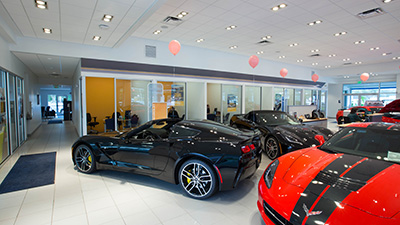 Car Dealerships Jacksonville Fl >> Coggin Chevrolet Automotive Contracting Project