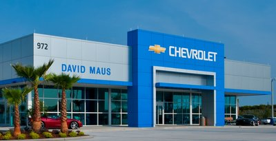 David Maus Chevy >> David Maus Chevrolet Automotive General Contracting Project
