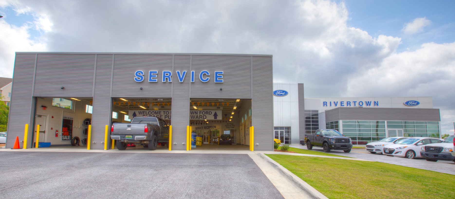 rivertown ford general contractor construction management firm in. Cars Review. Best American Auto & Cars Review
