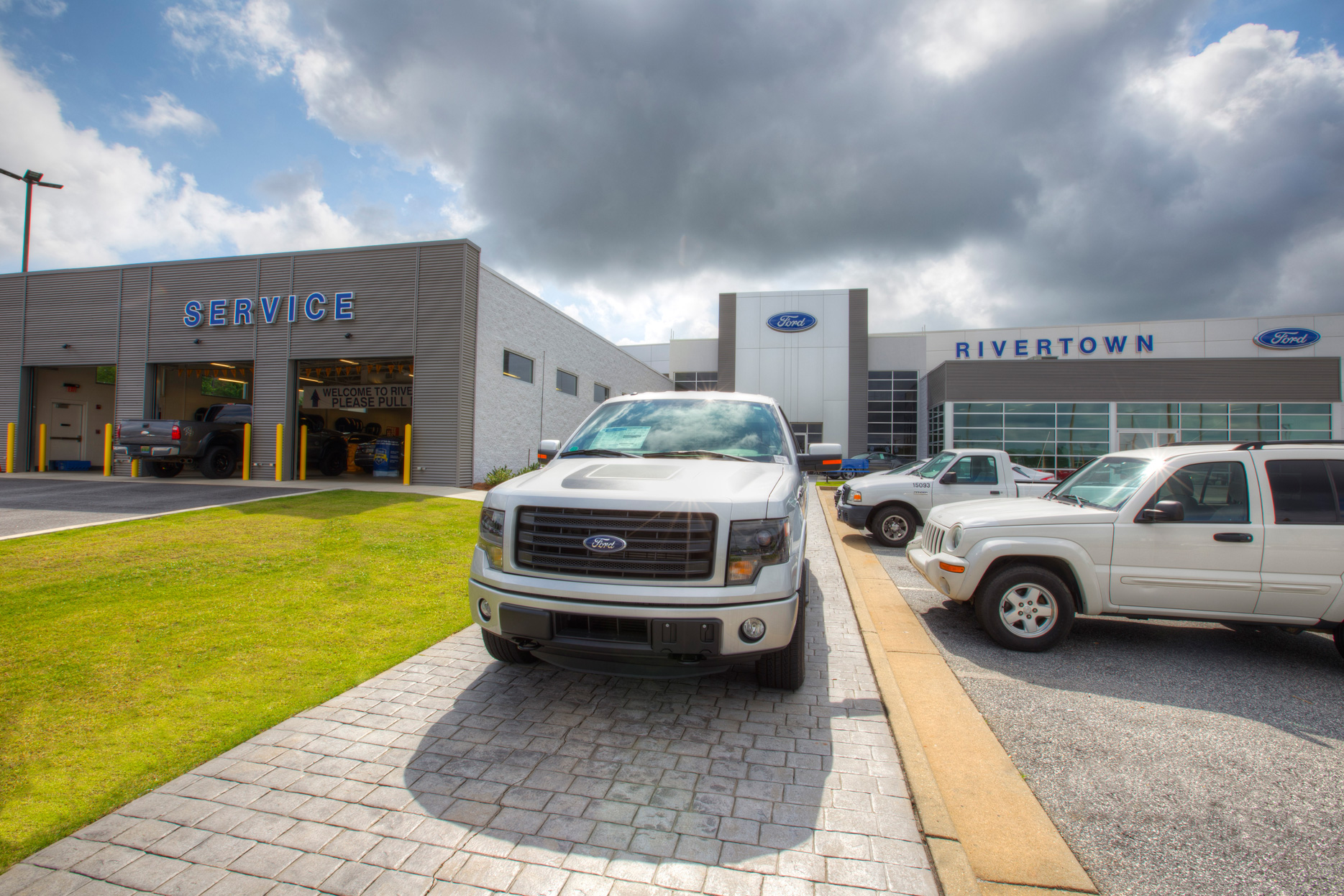 Multi-phase renovation, expansion of Rivertown Ford